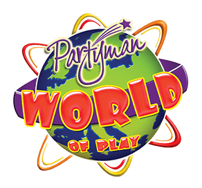 Partyman World Logo