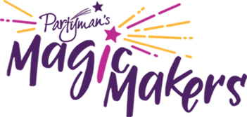 Partyman's Magic Makers Logo